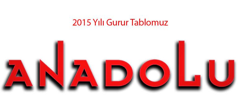 2015 Yılı Anadolu Güzel Sanatlarda Üniversiteyi Kazanan Öğrencilerimiz Konyada