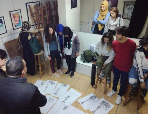 Güzel Sanatlara Hazırlık İmgesel Çizim Kursları