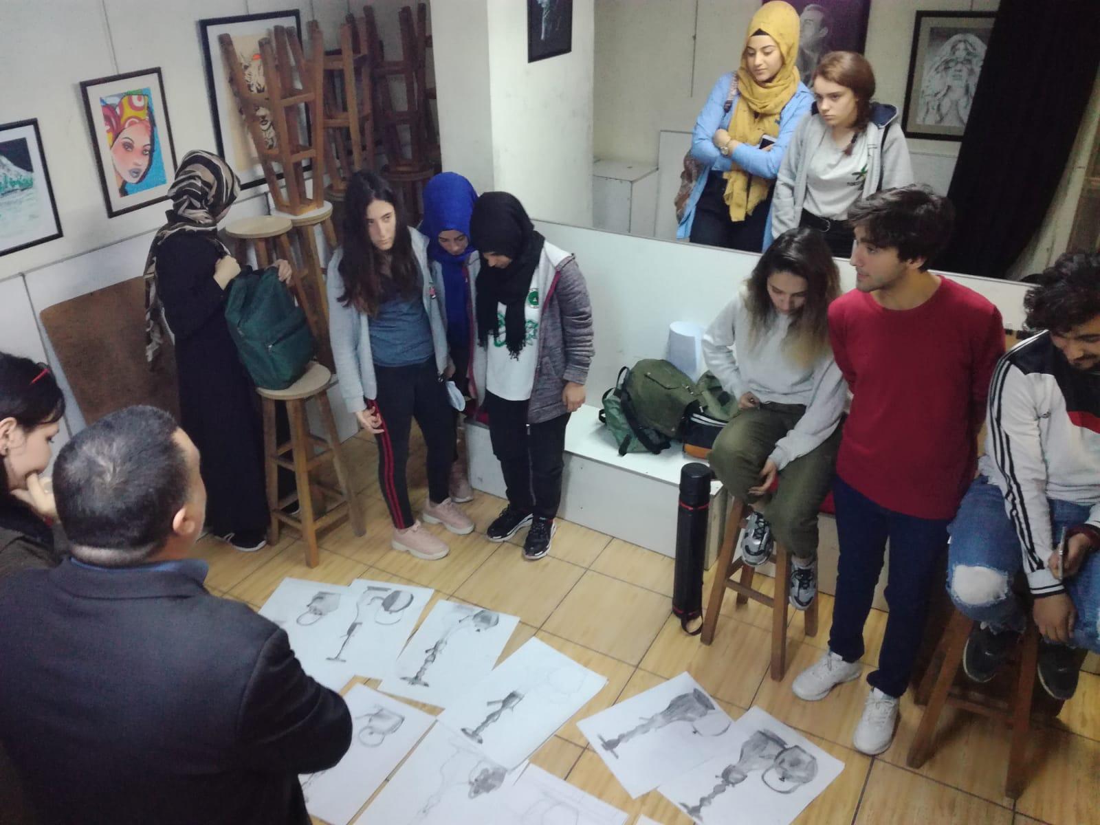 Konyada Ücretsiz resim Kursları