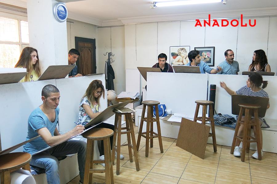 Anadolu Sanat Atölyesi Konyada