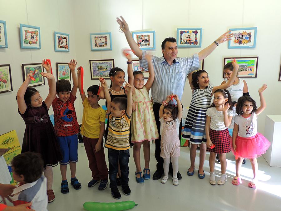 Çocuk Sergileri Konyada
