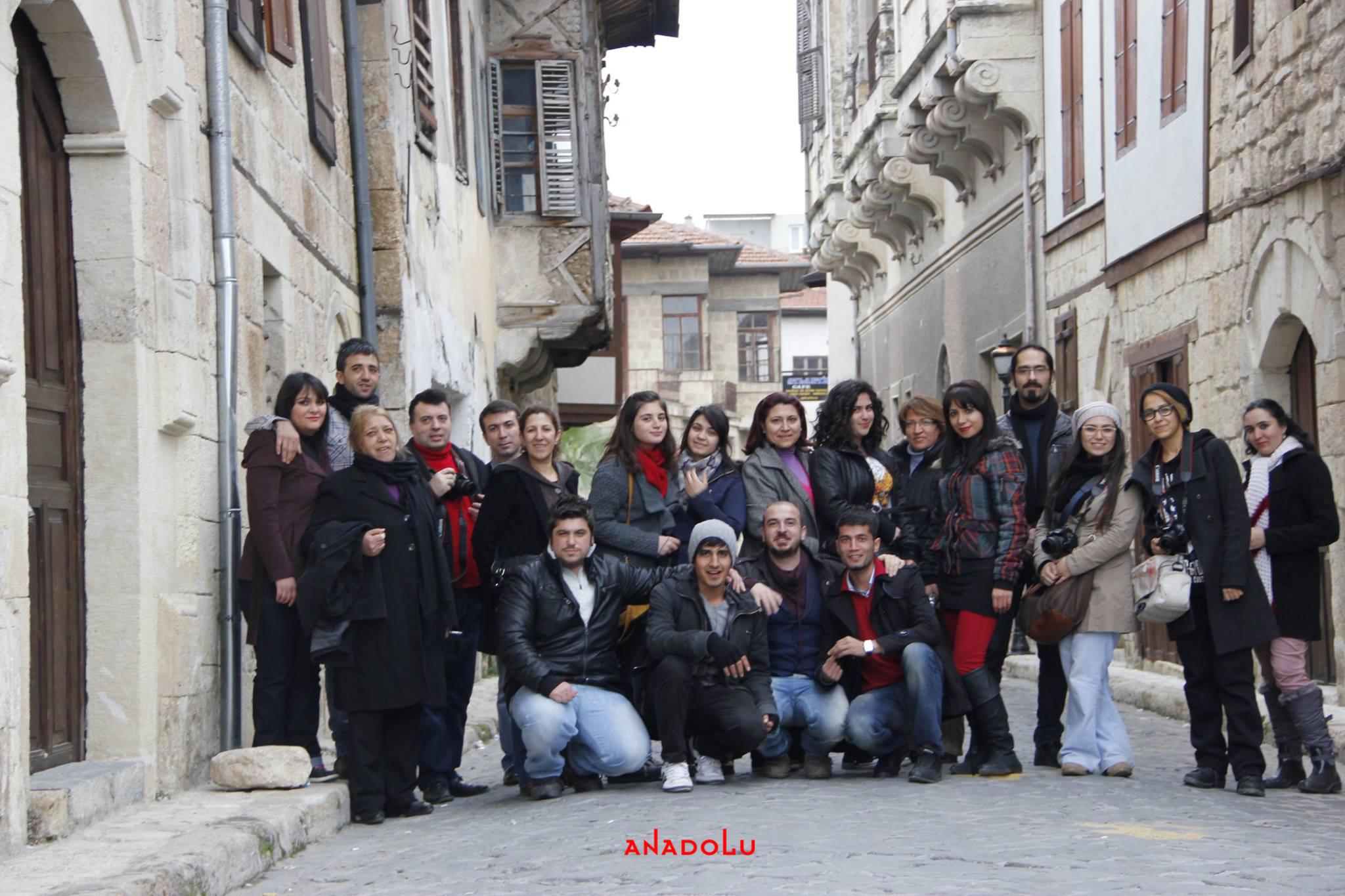 Anadolu Güzel Sanatlar Fotoğraf Gezileri Konyada
