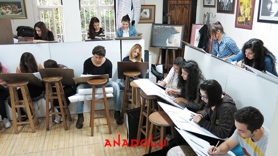 GSF Hazırlık Sınıfları Konya