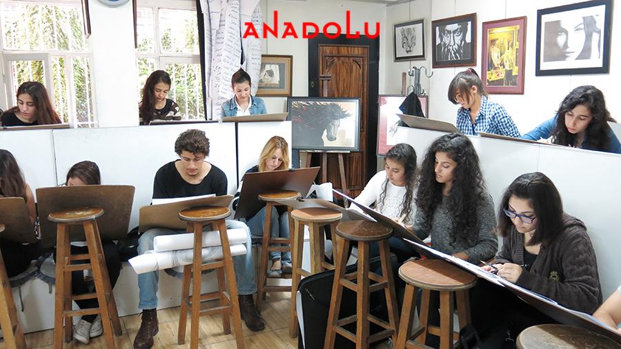 GSF Hazırlık Sınıfları Konyada