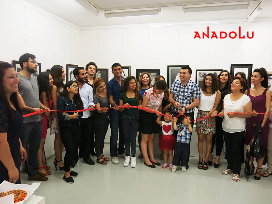 Anadolu Sanat Resim Sergisi Açılışları Konyada