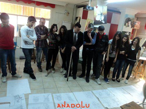 Sanat Eğitimi Konyada