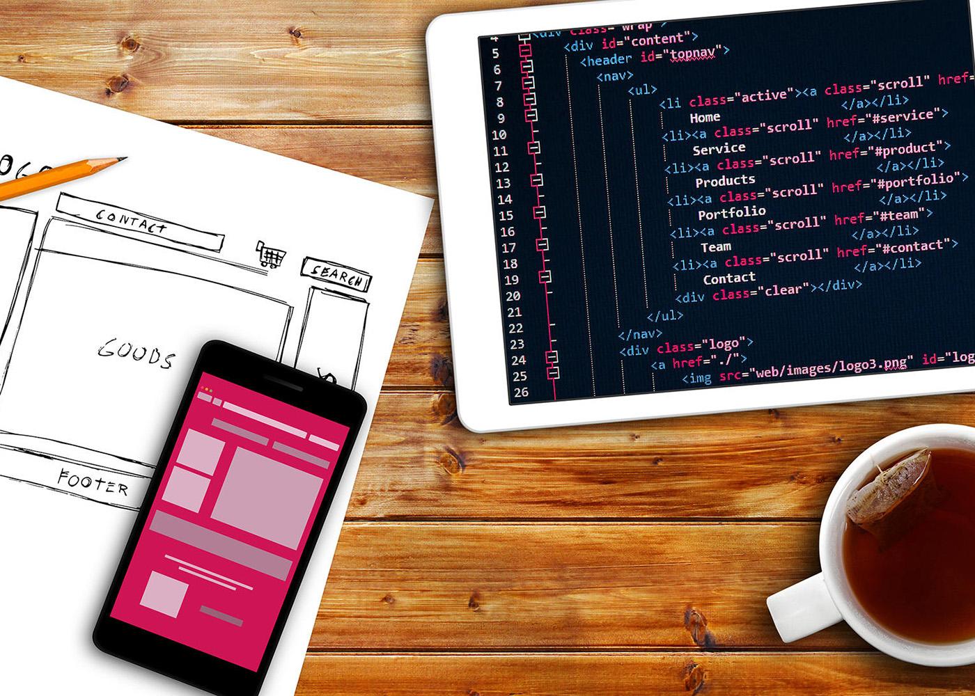 Web Tasarım Dersleri Konyada