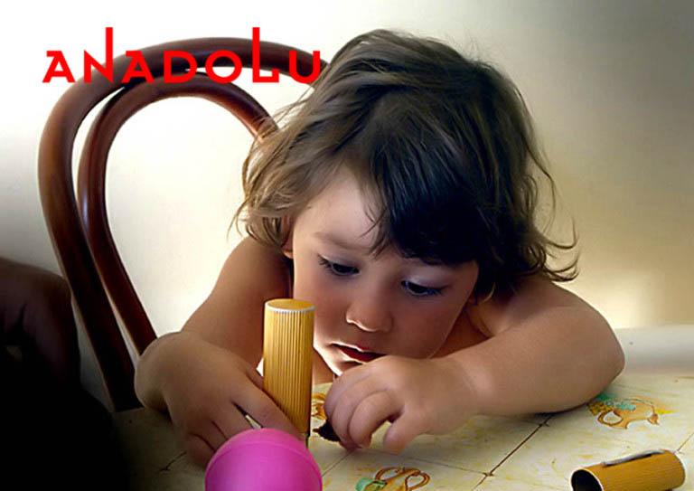 Çocuklar Sanat Dersleri Konyada