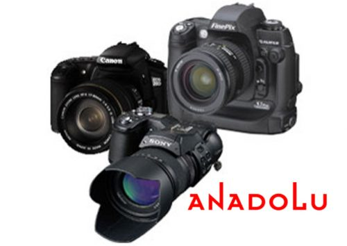 Fotograf Makinesi Konyada