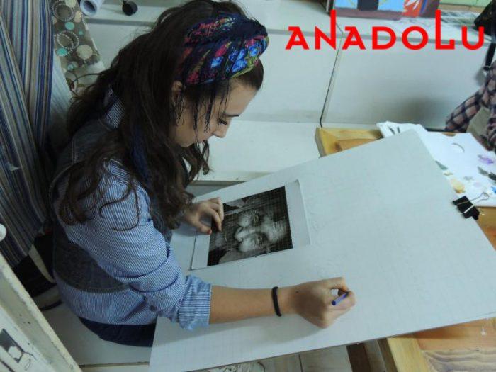 Teknik Çizim Dersleri Üniversite Hazırlık Grubu Konya