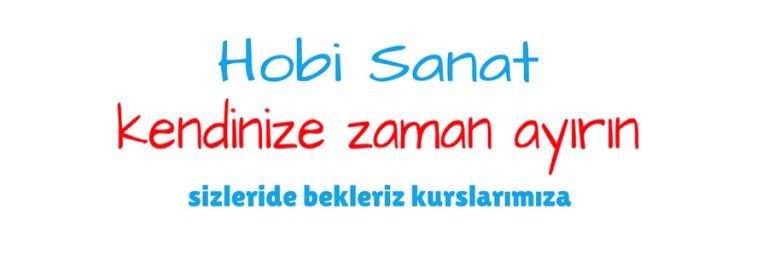 Hobi Sanat Grupları Konyada