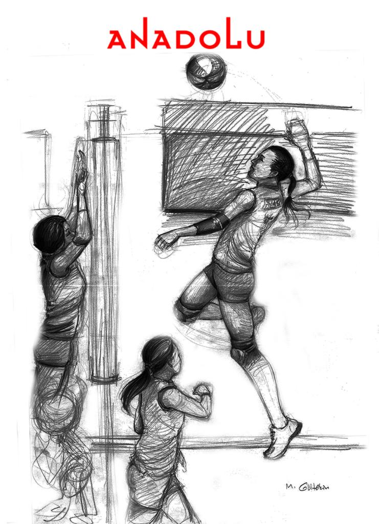 İmgesel Spor Çalışması Yapanlar Konyada