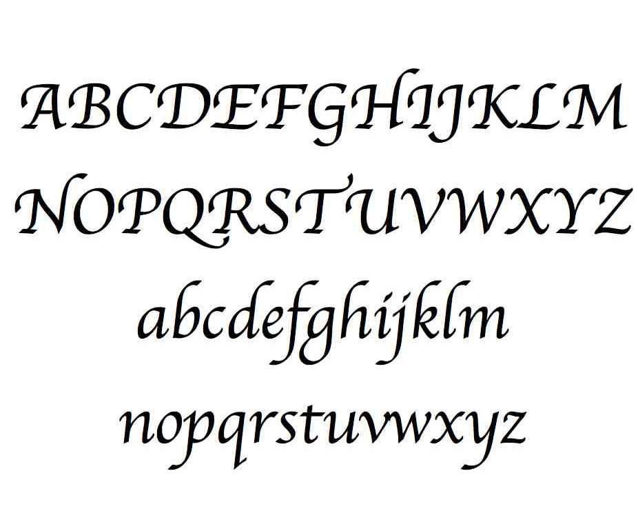 Kaligrafi Örnekleri Konyada