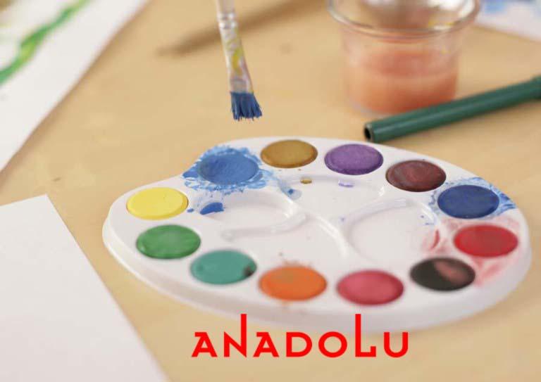 Sulu Boya Çizim Eğitimleri Konyada