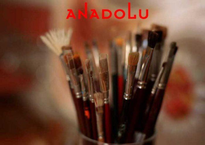 Yağlı Boya Çizim Malzemeleri Konyada