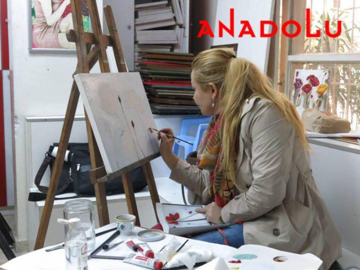 Yağlı Boya Resim Atölyeleri Konyada