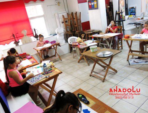 Konyadaki Egitim Sınavı Merkezi